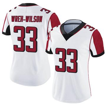 Women's Nike Atlanta Falcons Blidi Wreh-Wilson White Vapor Untouchable Jersey - Limited