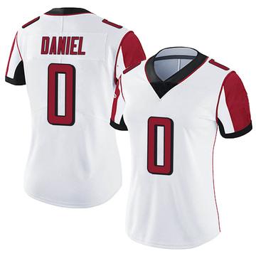 Women's Nike Atlanta Falcons Mikey Daniel White Vapor Untouchable Jersey - Limited