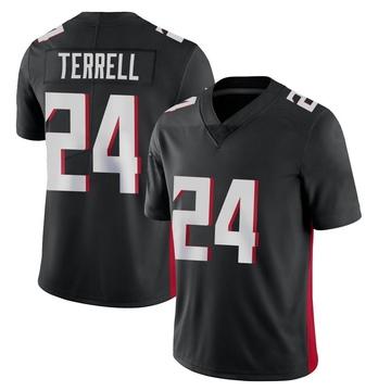 Youth Nike Atlanta Falcons A.J. Terrell Black Vapor Untouchable Jersey - Limited