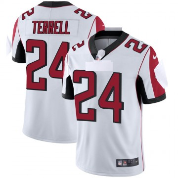 Youth Nike Atlanta Falcons A.J. Terrell White Vapor Untouchable Jersey - Limited