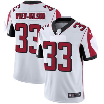Youth Nike Atlanta Falcons Blidi Wreh-Wilson White Vapor Untouchable Jersey - Limited