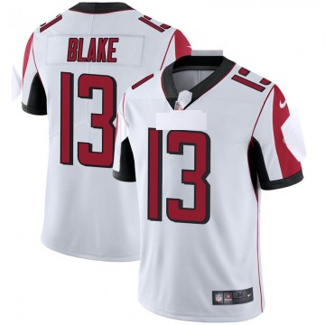 Youth Nike Atlanta Falcons Christian Blake White Vapor Untouchable Jersey - Limited