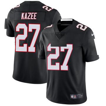 Youth Nike Atlanta Falcons Damontae Kazee Black Vapor Untouchable Jersey - Limited