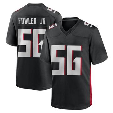 Youth Nike Atlanta Falcons Dante Fowler Jr. Black Alternate Jersey - Game