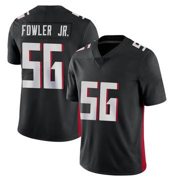Youth Nike Atlanta Falcons Dante Fowler Jr. Black Vapor Untouchable Jersey - Limited
