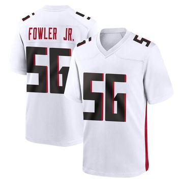 Youth Nike Atlanta Falcons Dante Fowler Jr. White Jersey - Game