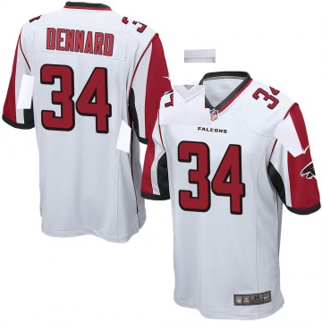 Youth Nike Atlanta Falcons Darqueze Dennard White Jersey - Game