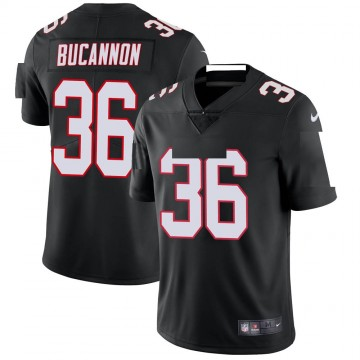 Youth Nike Atlanta Falcons Deone Bucannon Black Vapor Untouchable Jersey - Limited
