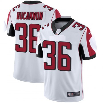 Youth Nike Atlanta Falcons Deone Bucannon White Vapor Untouchable Jersey - Limited