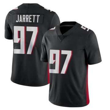 Youth Nike Atlanta Falcons Grady Jarrett Black Vapor Untouchable Jersey - Limited