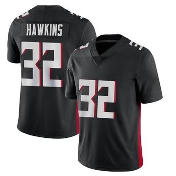 Youth Nike Atlanta Falcons Jaylinn Hawkins Black Vapor Untouchable Jersey - Limited