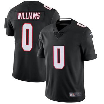 Youth Nike Atlanta Falcons Jordan Williams Black Vapor Untouchable Jersey - Limited