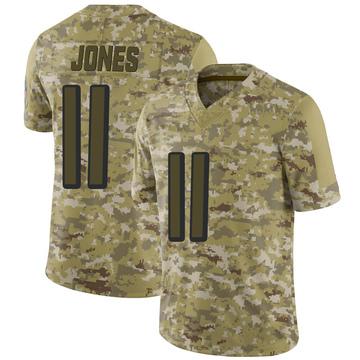 Youth Nike Atlanta Falcons Julio Jones Camo 2018 Salute to Service Jersey - Limited