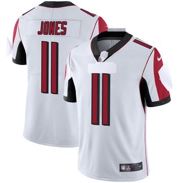 Youth Nike Atlanta Falcons Julio Jones White Vapor Untouchable Jersey - Limited