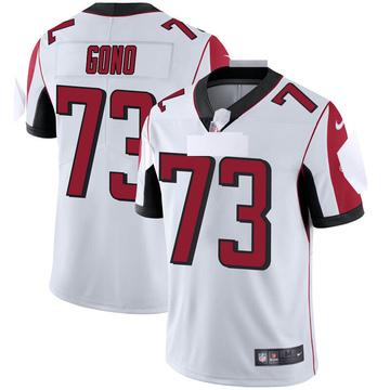 Youth Nike Atlanta Falcons Matt Gono White Vapor Untouchable Jersey - Limited