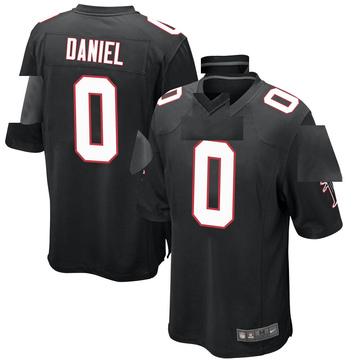Youth Nike Atlanta Falcons Mikey Daniel Black Alternate Jersey - Game