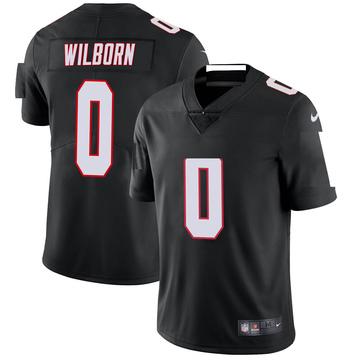 Youth Nike Atlanta Falcons Ray Wilborn Black Vapor Untouchable Jersey - Limited