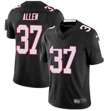 Youth Nike Atlanta Falcons Ricardo Allen Black Vapor Untouchable Jersey - Limited