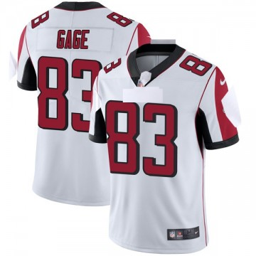 Youth Nike Atlanta Falcons Russell Gage White Vapor Untouchable Jersey - Limited