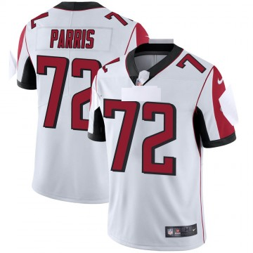 Youth Nike Atlanta Falcons Timon Parris White Vapor Untouchable Jersey - Limited