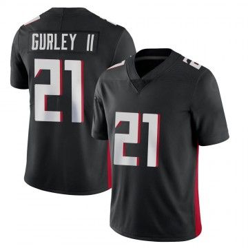 Youth Nike Atlanta Falcons Todd Gurley Black Vapor Untouchable Jersey - Limited