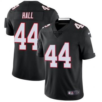 Youth Nike Atlanta Falcons Tyler Hall Black Vapor Untouchable Jersey - Limited