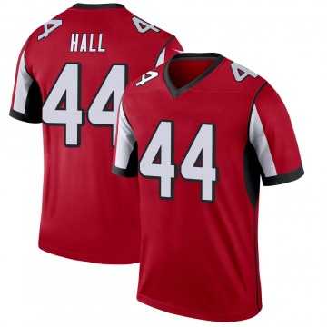 Youth Nike Atlanta Falcons Tyler Hall Red Jersey - Legend