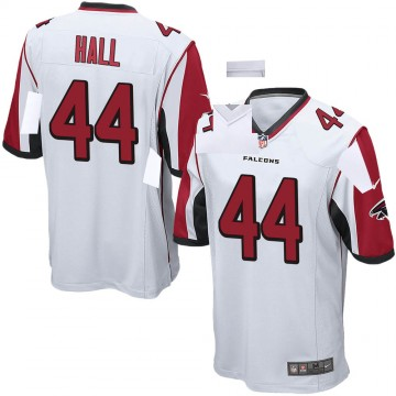 Youth Nike Atlanta Falcons Tyler Hall White Jersey - Game